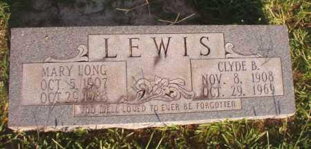 LEWIS, MARY - Dallas County, Arkansas | MARY LEWIS - Arkansas Gravestone Photos