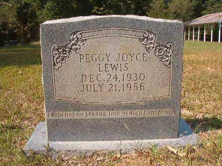 LEWIS, PEGGY JOYCE - Dallas County, Arkansas   PEGGY JOYCE LEWIS - Arkansas Gravestone Photos
