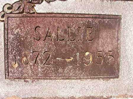 LIVINGSTON, SALLIE - Dallas County, Arkansas | SALLIE LIVINGSTON - Arkansas Gravestone Photos