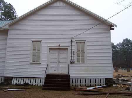 MACEDONIA, CHURCH - Dallas County, Arkansas | CHURCH MACEDONIA - Arkansas Gravestone Photos