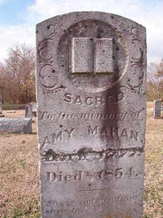 MAHAN, AMY - Dallas County, Arkansas   AMY MAHAN - Arkansas Gravestone Photos