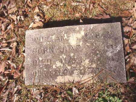 MAHAN, WILLIAM T - Dallas County, Arkansas | WILLIAM T MAHAN - Arkansas Gravestone Photos