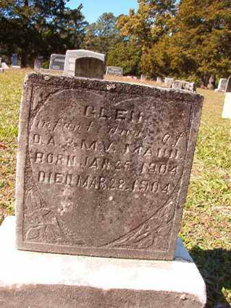 MANN, GLEN - Dallas County, Arkansas | GLEN MANN - Arkansas Gravestone Photos