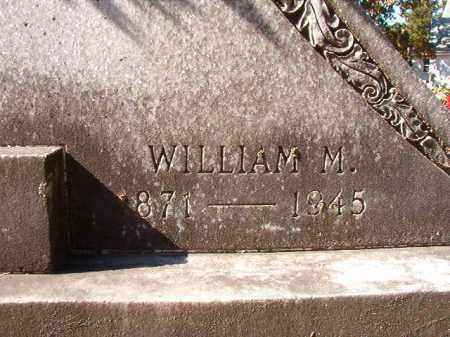 MANN, WILLIAM M - Dallas County, Arkansas | WILLIAM M MANN - Arkansas Gravestone Photos