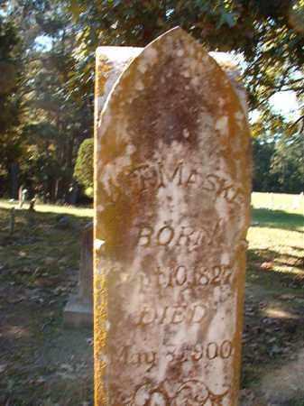 MASKE, W T - Dallas County, Arkansas | W T MASKE - Arkansas Gravestone Photos