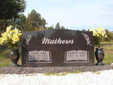 MATHEWS, CARL LEE - Dallas County, Arkansas   CARL LEE MATHEWS - Arkansas Gravestone Photos