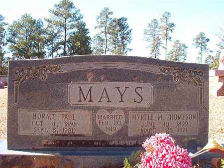 MAYS, MYRTLE M - Dallas County, Arkansas | MYRTLE M MAYS - Arkansas Gravestone Photos