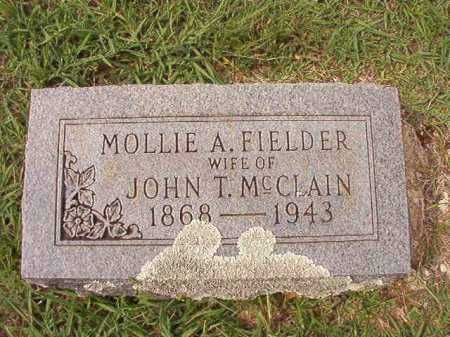 MCCLAIN, MOLLIE A - Dallas County, Arkansas | MOLLIE A MCCLAIN - Arkansas Gravestone Photos
