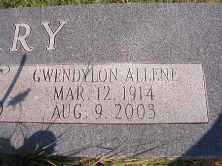 MCMURRY, GWENDYLON ALLENE - Dallas County, Arkansas | GWENDYLON ALLENE MCMURRY - Arkansas Gravestone Photos