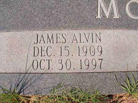 MCMURRY, JAMES ALVIN - Dallas County, Arkansas | JAMES ALVIN MCMURRY - Arkansas Gravestone Photos