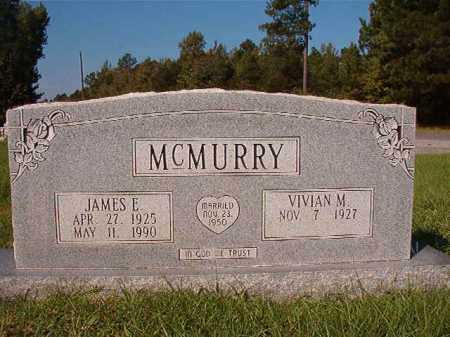 MCMURRY, JAMES E - Dallas County, Arkansas   JAMES E MCMURRY - Arkansas Gravestone Photos
