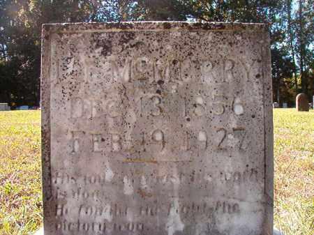 MCMURRY, L F - Dallas County, Arkansas | L F MCMURRY - Arkansas Gravestone Photos