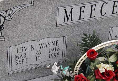 MEECE, ERVIN WAYNE - Dallas County, Arkansas | ERVIN WAYNE MEECE - Arkansas Gravestone Photos