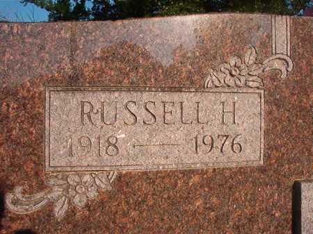 MERCER, RUSSELL H - Dallas County, Arkansas   RUSSELL H MERCER - Arkansas Gravestone Photos