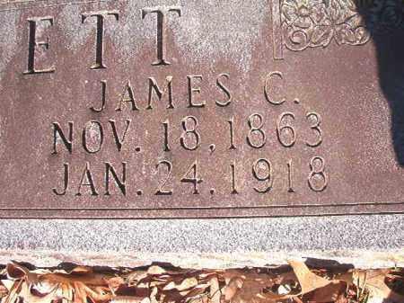 MOFFETT, JAMES C - Dallas County, Arkansas | JAMES C MOFFETT - Arkansas Gravestone Photos