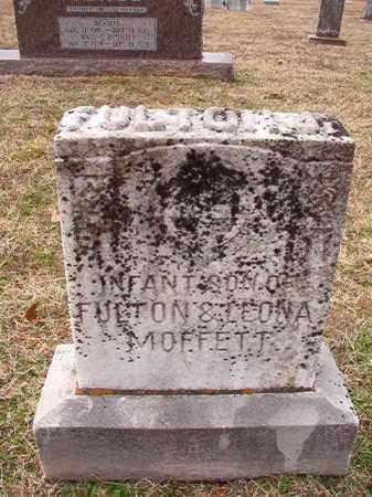 MOFFETT, JR, FULTON - Dallas County, Arkansas | FULTON MOFFETT, JR - Arkansas Gravestone Photos