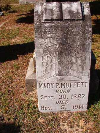 MOFFETT, MARY P - Dallas County, Arkansas | MARY P MOFFETT - Arkansas Gravestone Photos
