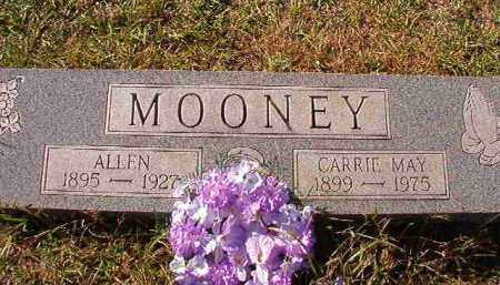 MOONEY, ALLEN - Dallas County, Arkansas | ALLEN MOONEY - Arkansas Gravestone Photos
