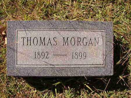 MORGAN, THOMAS - Dallas County, Arkansas | THOMAS MORGAN - Arkansas Gravestone Photos