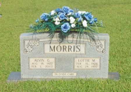 MORRIS, ALVIN G. - Dallas County, Arkansas   ALVIN G. MORRIS - Arkansas Gravestone Photos