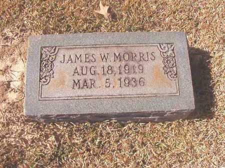 MORRIS, JAMES W - Dallas County, Arkansas | JAMES W MORRIS - Arkansas Gravestone Photos