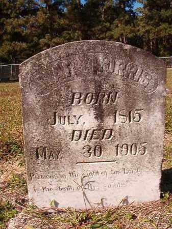 MORRIS, MARY - Dallas County, Arkansas   MARY MORRIS - Arkansas Gravestone Photos