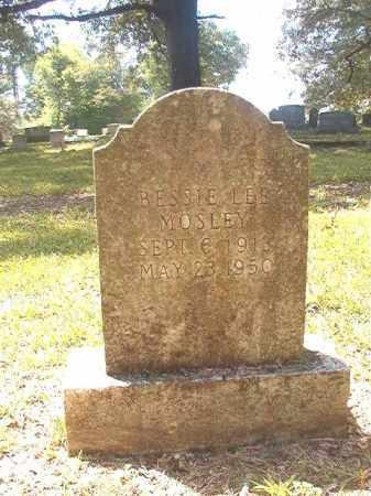 MOSLEY, BESSIE LEE - Dallas County, Arkansas | BESSIE LEE MOSLEY - Arkansas Gravestone Photos