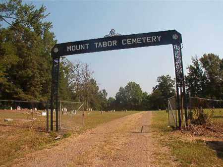 *MOUNT TABOR, CEMETERY - Dallas County, Arkansas | CEMETERY *MOUNT TABOR - Arkansas Gravestone Photos