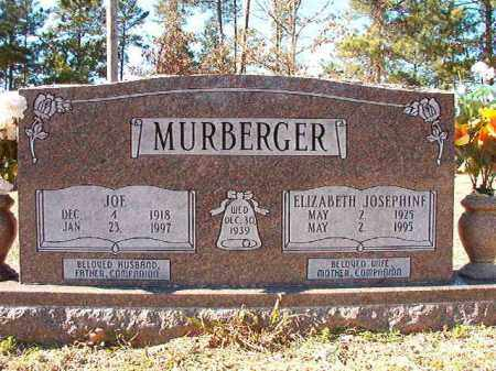 MURBERGER, JOE - Dallas County, Arkansas | JOE MURBERGER - Arkansas Gravestone Photos