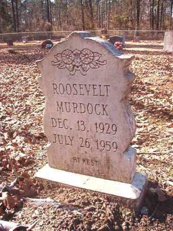 MURDOCK, ROOSEVELT - Dallas County, Arkansas | ROOSEVELT MURDOCK - Arkansas Gravestone Photos