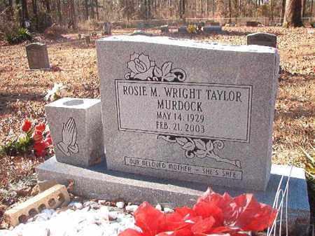 MURDOCK, ROSIE M - Dallas County, Arkansas | ROSIE M MURDOCK - Arkansas Gravestone Photos