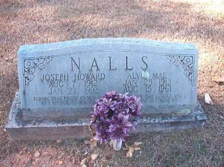 NALLS, ALVIE MAE - Dallas County, Arkansas | ALVIE MAE NALLS - Arkansas Gravestone Photos