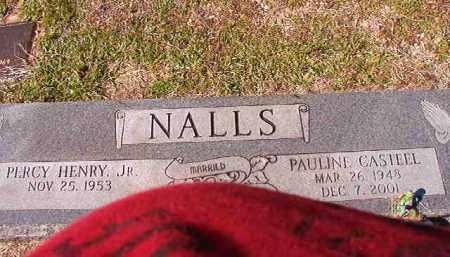 NALLS, PAULINE - Dallas County, Arkansas | PAULINE NALLS - Arkansas Gravestone Photos