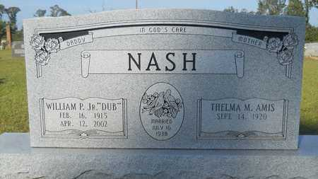 "NASH, JR, WILLIAM P ""DUB"" - Dallas County, Arkansas 