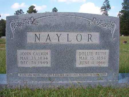 NAYLOR, DOLLIE RUTH - Dallas County, Arkansas | DOLLIE RUTH NAYLOR - Arkansas Gravestone Photos