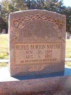 NAYLOR, RUFUS BURTON - Dallas County, Arkansas   RUFUS BURTON NAYLOR - Arkansas Gravestone Photos