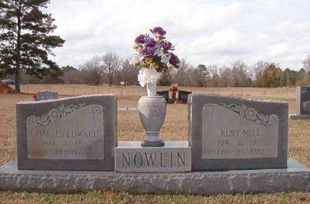 NOWLIN, CHARLES EDWARD - Dallas County, Arkansas | CHARLES EDWARD NOWLIN - Arkansas Gravestone Photos