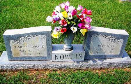 WAGES NOWLIN, RUBY NELL - Dallas County, Arkansas | RUBY NELL WAGES NOWLIN - Arkansas Gravestone Photos
