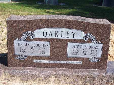 OAKLEY, FLOYD THOMAS - Dallas County, Arkansas | FLOYD THOMAS OAKLEY - Arkansas Gravestone Photos