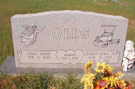 OLDS, JR, CHARLEY MERCE - Dallas County, Arkansas | CHARLEY MERCE OLDS, JR - Arkansas Gravestone Photos