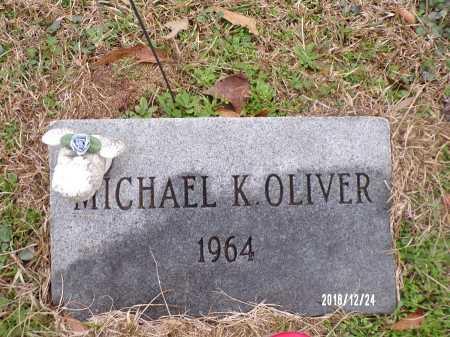 OLIVER, MICHAEL K - Dallas County, Arkansas | MICHAEL K OLIVER - Arkansas Gravestone Photos