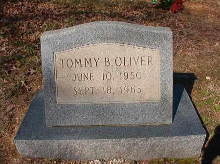 OLIVER, TOMMY B - Dallas County, Arkansas | TOMMY B OLIVER - Arkansas Gravestone Photos