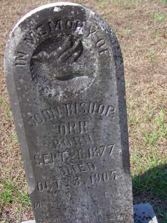 ORR, JOHN BISHOP - Dallas County, Arkansas | JOHN BISHOP ORR - Arkansas Gravestone Photos