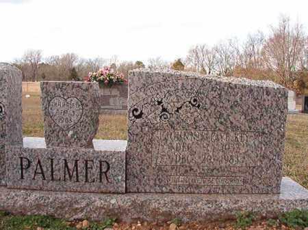 KEY PALMER, JOHNNIE FAYE - Dallas County, Arkansas   JOHNNIE FAYE KEY PALMER - Arkansas Gravestone Photos