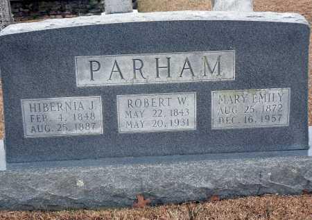 PARHAM, ROBERT W. - Dallas County, Arkansas | ROBERT W. PARHAM - Arkansas Gravestone Photos