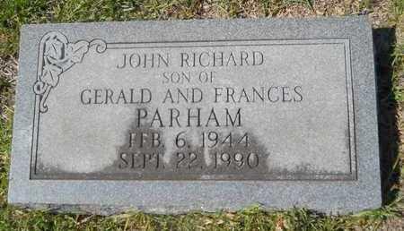 PARHAM, JOHN RICHARD - Dallas County, Arkansas | JOHN RICHARD PARHAM - Arkansas Gravestone Photos