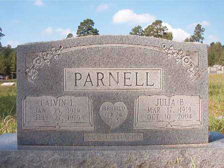 PARNELL, JULIA B - Dallas County, Arkansas | JULIA B PARNELL - Arkansas Gravestone Photos