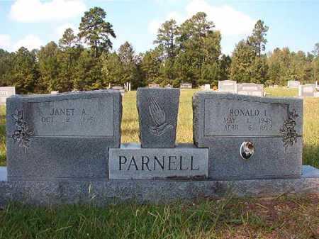PARNELL, RONALD L - Dallas County, Arkansas | RONALD L PARNELL - Arkansas Gravestone Photos