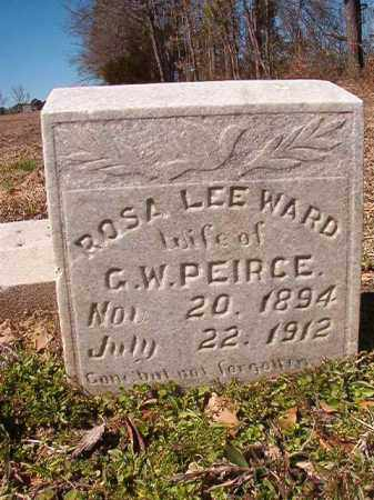 PEIRCE, ROSA LEE - Dallas County, Arkansas | ROSA LEE PEIRCE - Arkansas Gravestone Photos