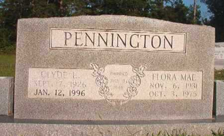 PENNINGTON, CLYDE E - Dallas County, Arkansas | CLYDE E PENNINGTON - Arkansas Gravestone Photos